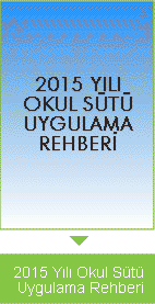 2015 yılı okul sutu uygulama rehberi