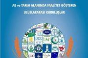 Gıda Tarım ve Hayvancılık Bakanlığı'ndan AB atağı!