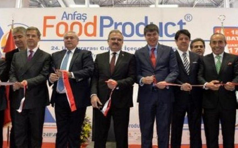 Antalya gıda fuarında marka olacak!