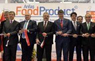 Akdeniz Bölgesi'nin gıda buluşması başladı