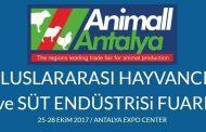 Hayvancılığın en büyük fuarı Antalya'da yapılacak