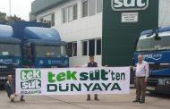 Süt sektöründen sevindirici haber: Teksüt AB'den ihracat onayı aldı!
