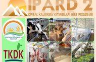 IPARD II'nin ilk çağrısında 853 milyon TL hibe
