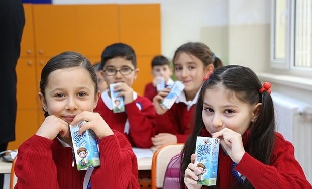 Okul sütü ihaleye çıkıyor!