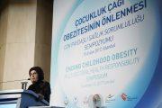 Emine Erdoğan: Anne sütü obeziteye yakalanma riskini azaltıyor