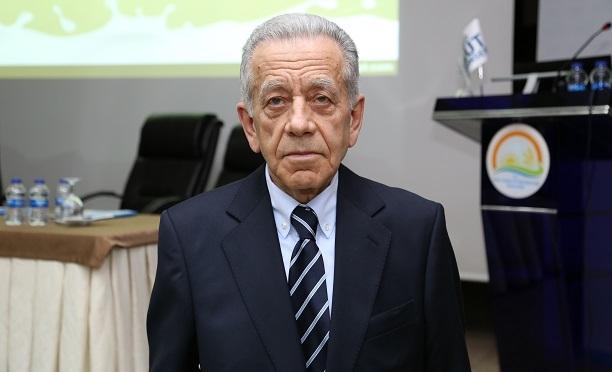 Ulusal Süt Konseyi Başkanı Sabit Karaca