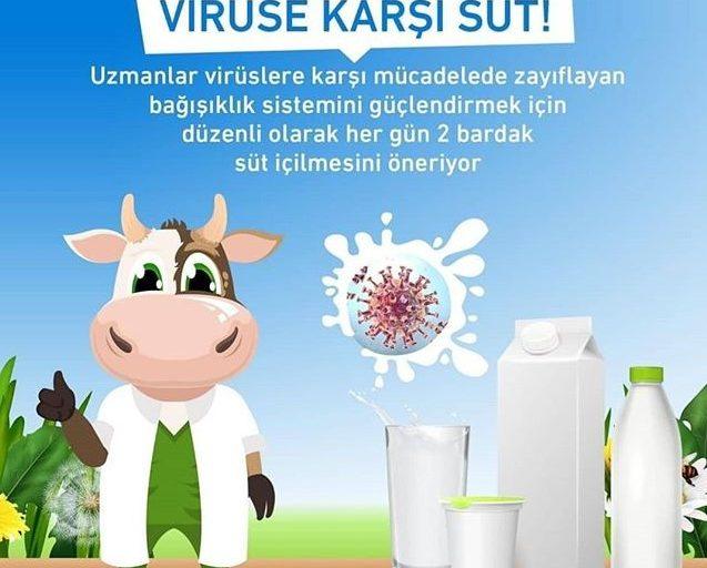 Virüslerden korunmak için neler tüketilmeli?