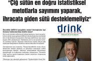 DrinkTech Dergisi Nisan-Mayıs 2021